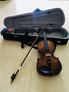 Synwin Student Violin 4/4 size