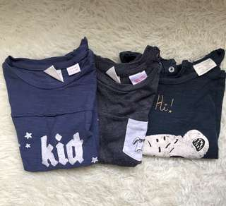 Sale!!! Take all for Php550 Zara Kids