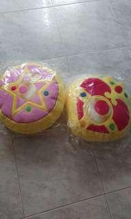 Authentic Sailor Moon warmer cushion