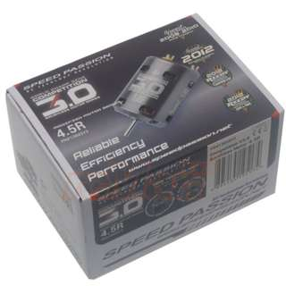 Speed Passion Competition Brushless Sensored Motor Ver.3 (4.5R)