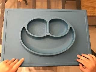 Ezpz large mat plate/ silicon plages