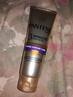Pantene 3 Minute Miracle conditioner - Total Damage Care