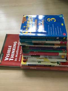 Reference books for primary students