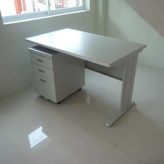 HV table set - office furniture - partition