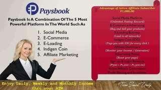 Paysbook Socia Media