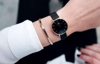 Jam tangan daniel wellington ORIGINAL