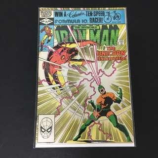 Iron Man 154 Marvel Comics Book Stan Lee Movie Avengers Ironman