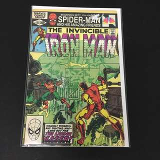 Iron Man 153 Marvel Comics Book Stan Lee Movie Avengers Ironman