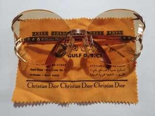 Christian Dior 2289 Vintage Oval Sunglass