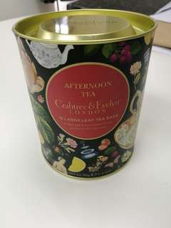 Crabtree afternoon tea 15bags