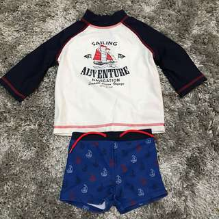 Sale!!! Php400 Mothercare Set