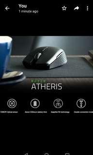 🚚 Razer Atheris - Wireless Bluetooth Mobile Mouse