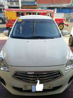 Assume balance Mitsubishi Mirage glx