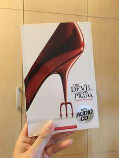 穿著Prada 的惡魔 原文小說