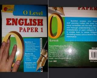 O level competition book