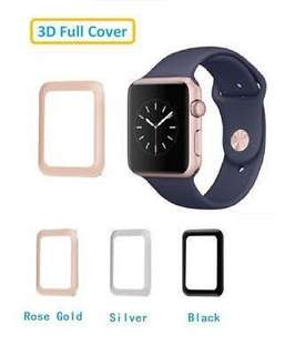 Apple watch full tempered glass