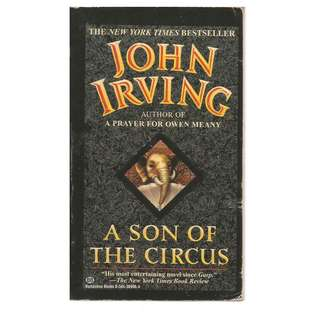 John Irving - A Son Of The Circus