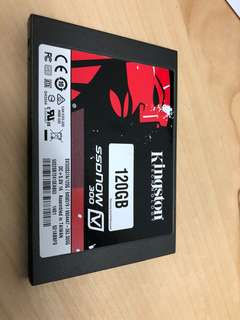 Kingston SSD NOW 300 120GB