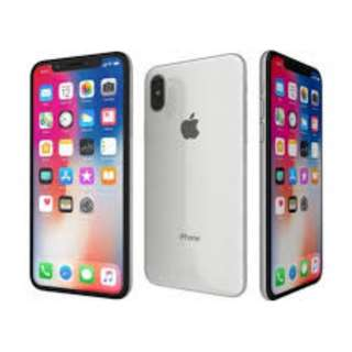 Cicilan Kredit Handpone IPHONE X 64GB