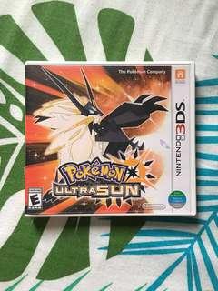 Pokemon Ultra Sun for 3ds / 2ds