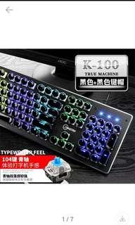 Typewriter Keyboard/Mechanical Keyboard