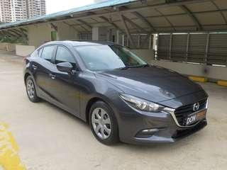 Mazda 3 Sedan Auto 1.5