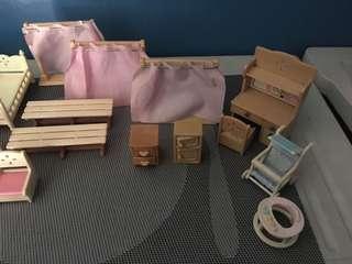 Sylvanian accessories
