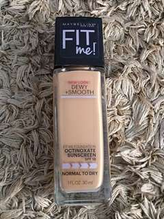 Fit Me Dewy+Smooth