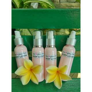 Body lotion pencerah siang-malam