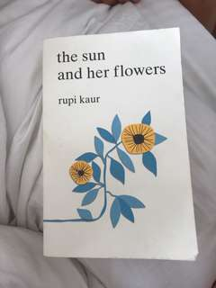 the sun and her flowers rupi kaur