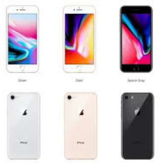 Cicilan Kredit Handpone IPHONE 8 64GB