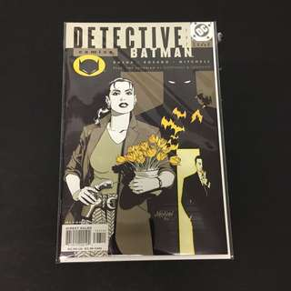 Detective Comics 747 DC Comics Book Batman Movie
