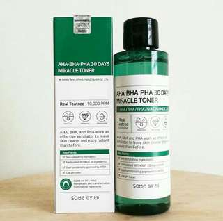 SOMEBYMI - AHA - BHA - PHA 30 days miracle toner 150ml
