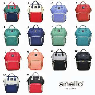 RANSEL ANELLO DIAPERS UPGRADE VERSION 189