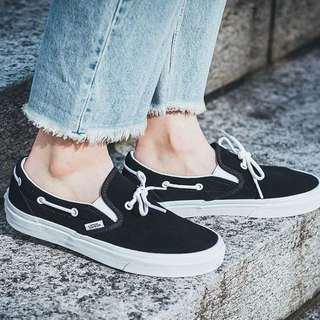 Sepatu santai selip on