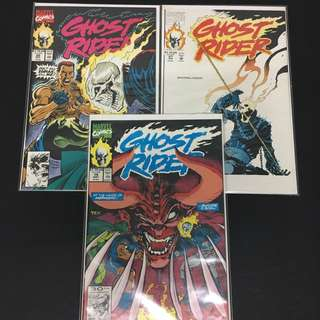Ghost Rider 19 to 21 Marvel Comics Book Avengers Movie TV