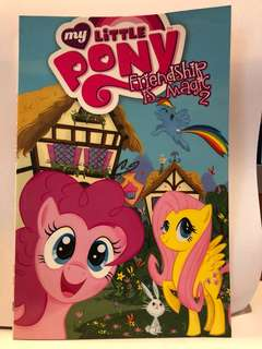 My Little Pony Friendship is Magic 2