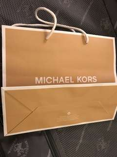 Michael Kors Bag 紙袋