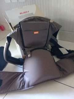 Kiddy Gendongan hipseat (hiprest baby carrier) 2 in 1
