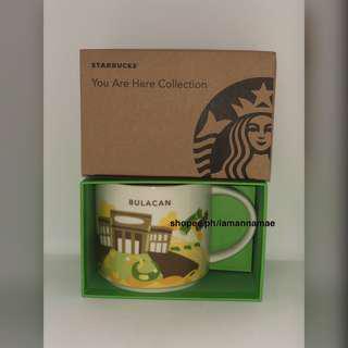 Starbucks Bulacan YAH You Are Here Mug