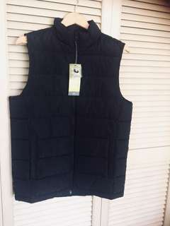 (NEW) Puffer Vest with down