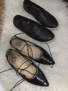 2 shoes for Php 500