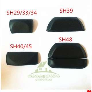 SHAD motorbike boxes back topbox top boxrest pillion box seat lid base SH26 SH29 SH33 SH39 SH40 SH45 SH48