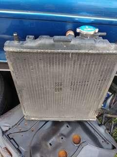 Radiator kancil  menual