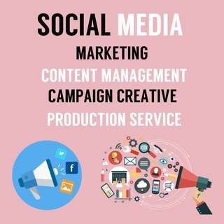 Social media marketing and production