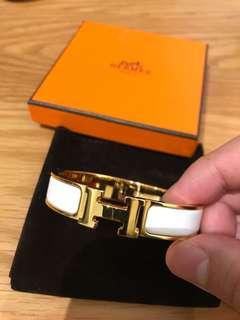 Hermes Bracelet 100% New and 100% real