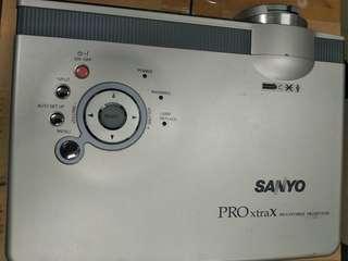 Sanyo projector ,  U56