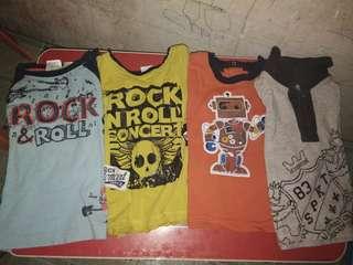 Raglan Shirts