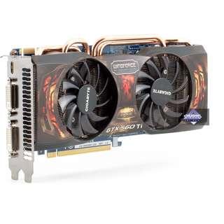 Gigabyte GeForce GTX 560 Ti SOC