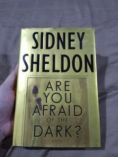 Sidney Sheldon ( hardcover - english )